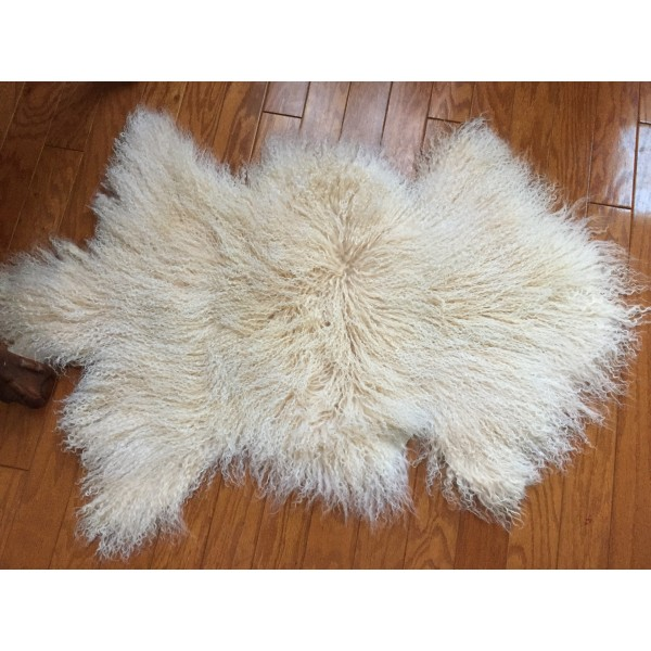 Gold Fur Rug Area Rug Ideas